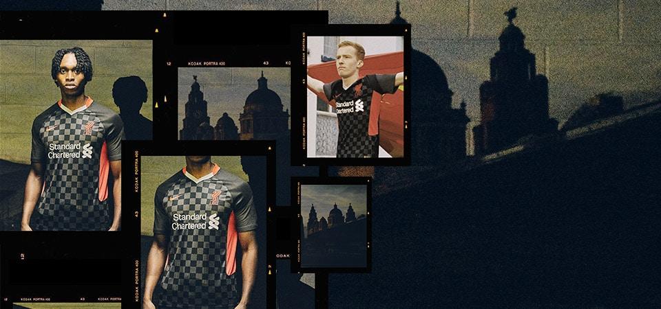 Liverpool 20/21 Third Kit