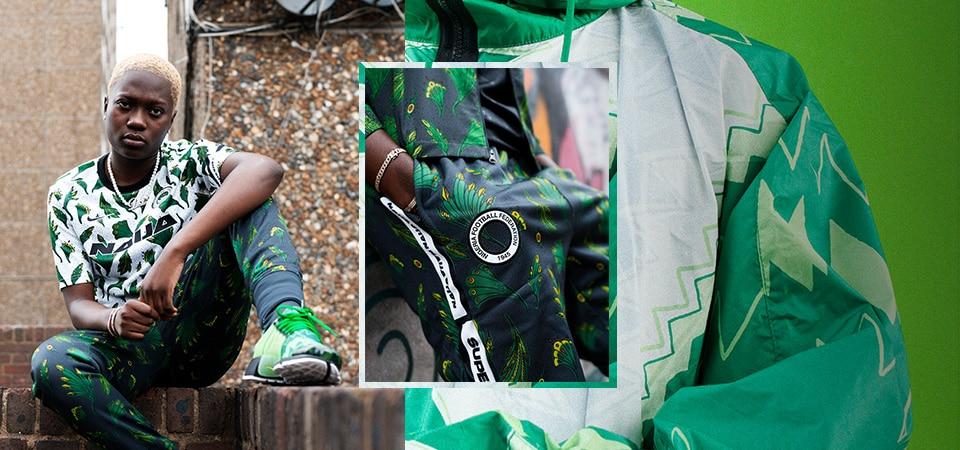 Nike Nigeria 20/21 | Trainers| PL