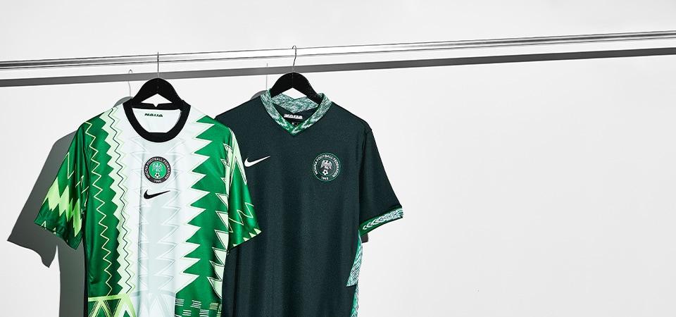 Nike Nigeria H&A 20/21 Kits
