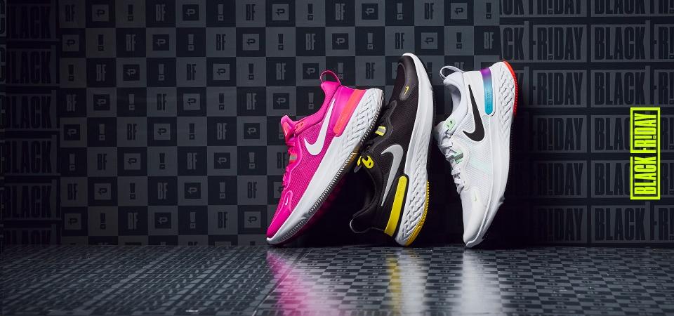 BF - Nike React Miler - Cricket