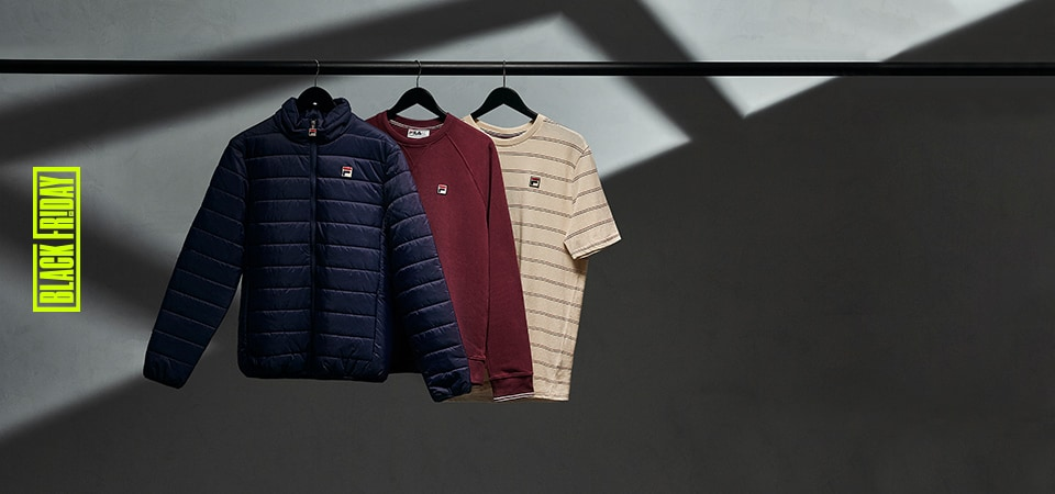 BF - Fila Clothing - Select