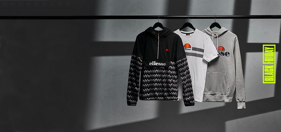 BF - Ellesse Clothing - Select