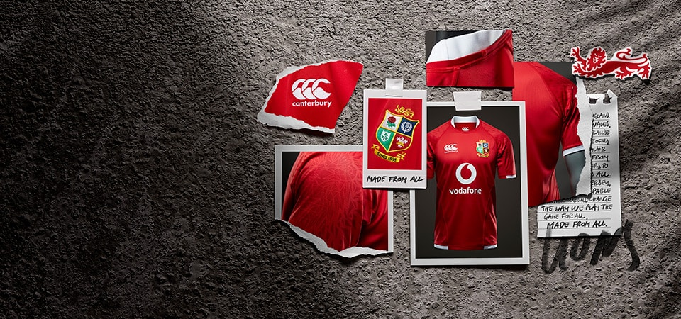 British  & Irish Lions Replica