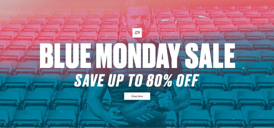 Blue Monday Sale | Rugby