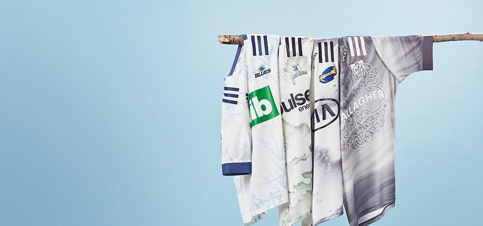 adidas Super Rugby Prime Blue