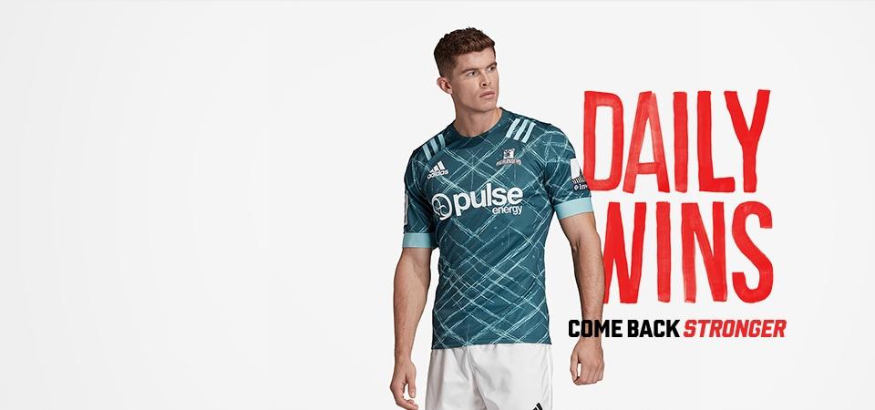 DW - adidas Primeblue Collection