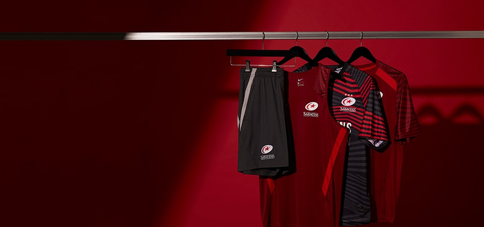 Nike Saracens 20/21 Training Replica