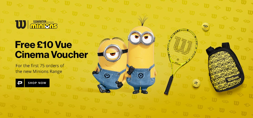 Wilson x Minions Collection   2