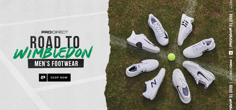 Wimbledon Mens Footwear