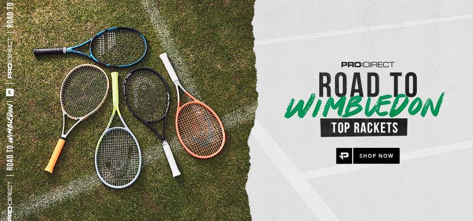 Wimbledon Rackets