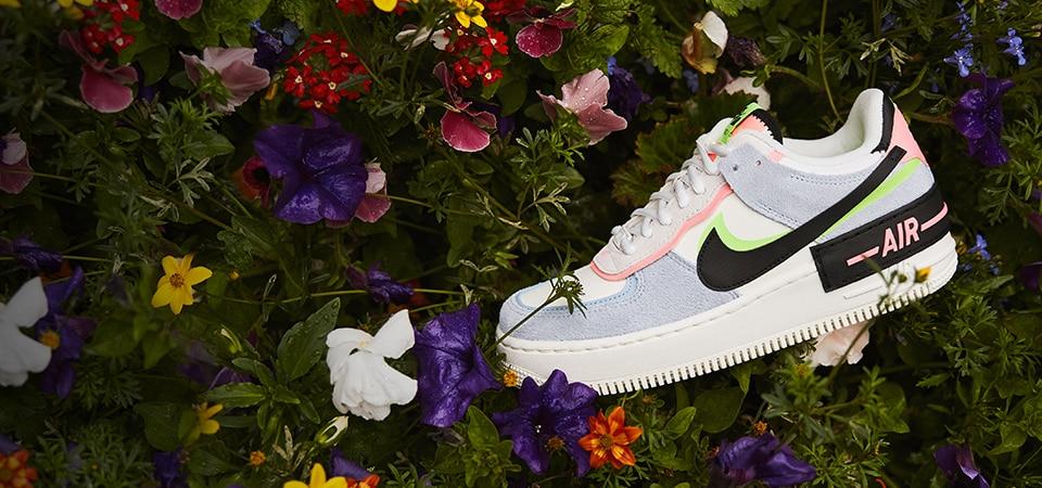 Womens Nike Nike Air Force 1 Shadow