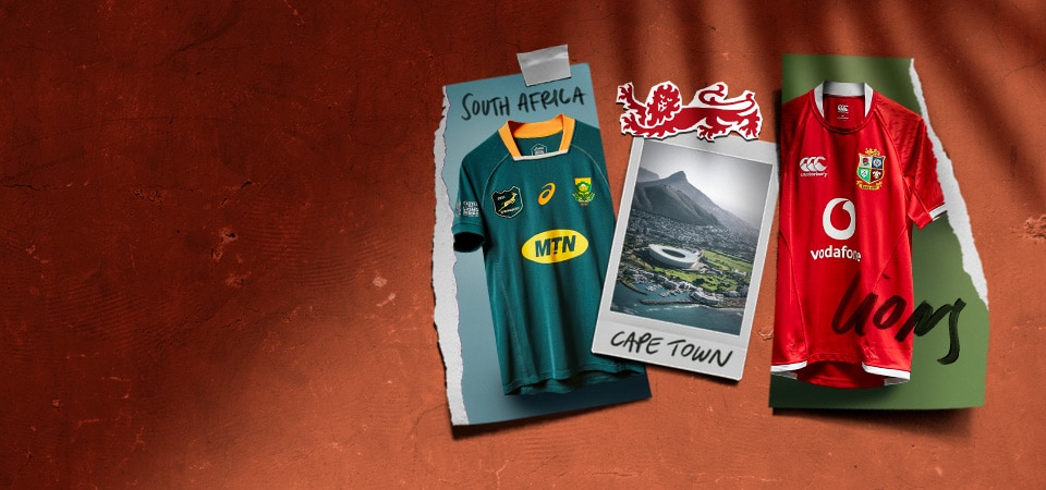 Lions v South Africa