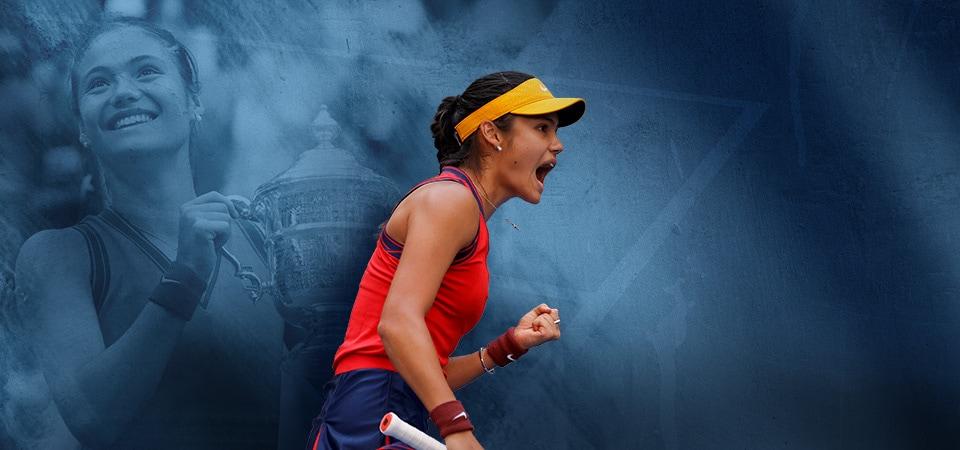 Emma Raducanu | US Open